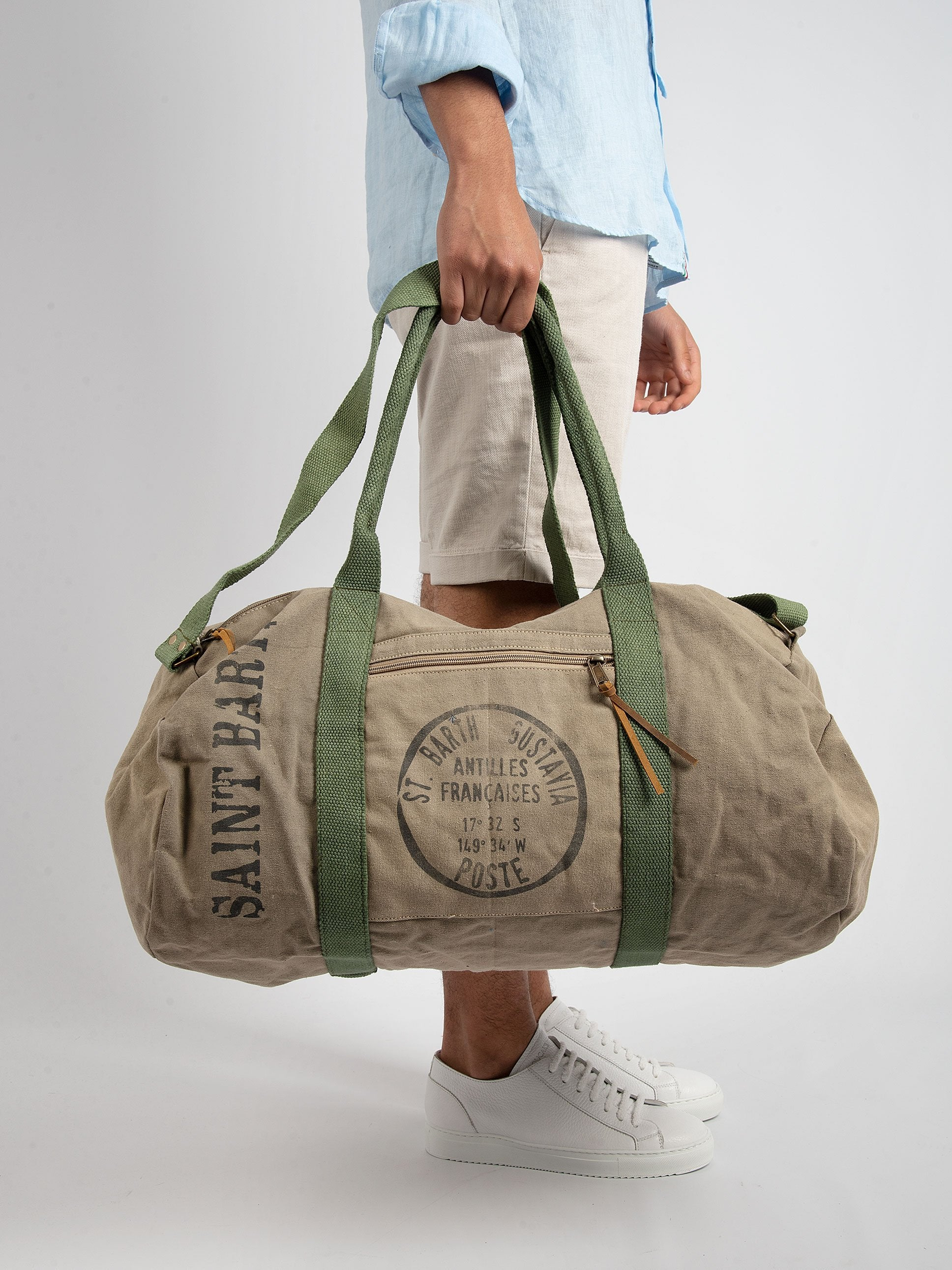 Travel Bag - Verde Militare