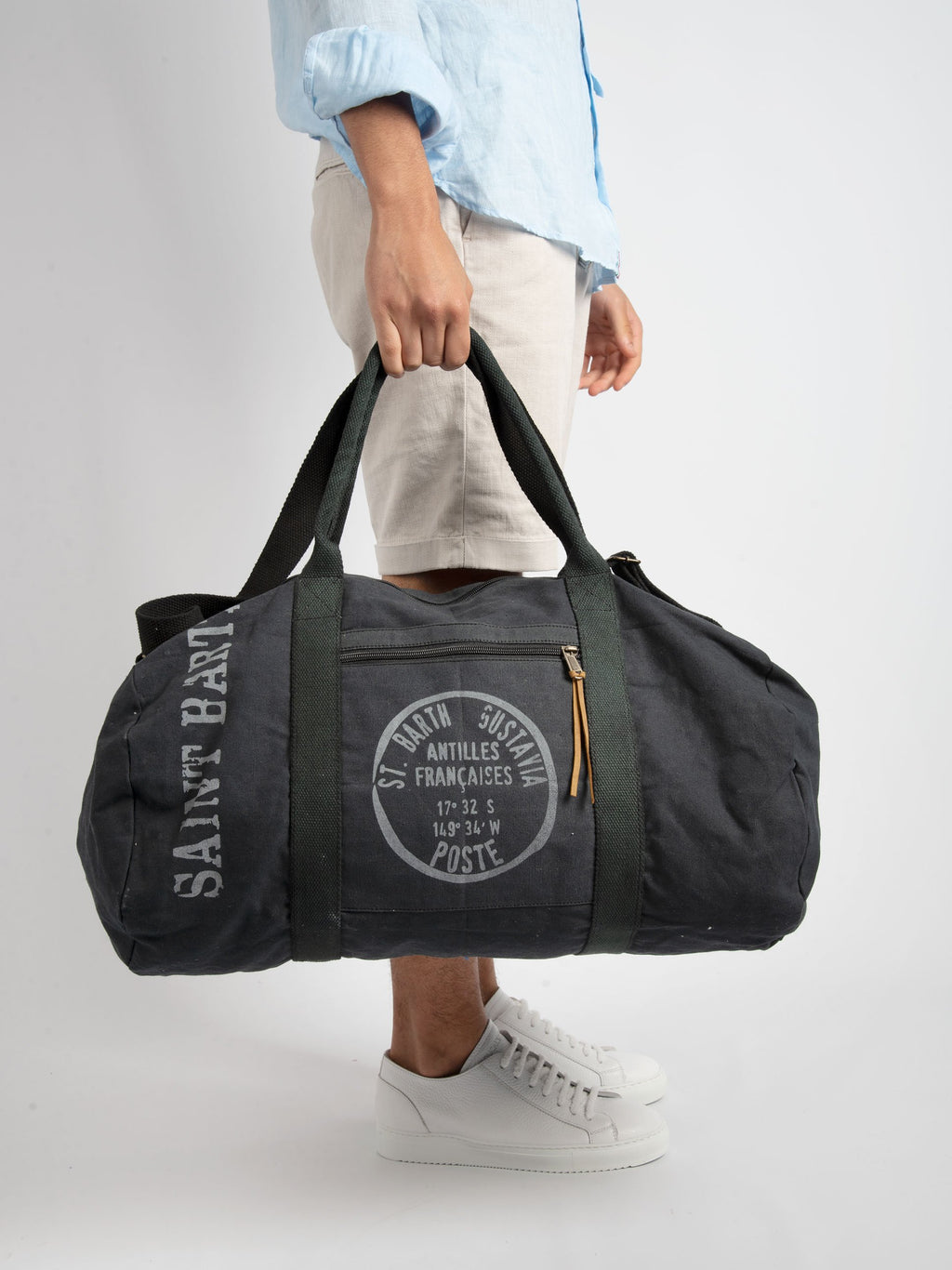 Travel Duffle Bag - Nero