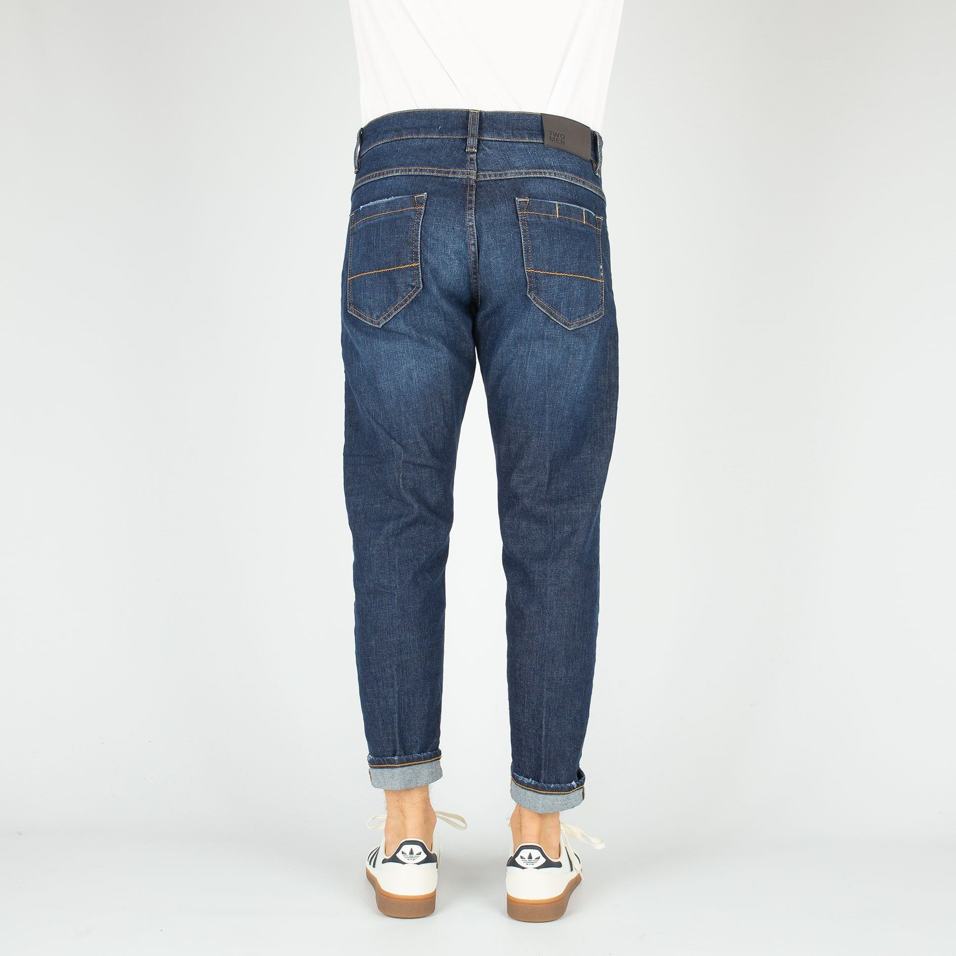 Denim 'Farran' - Vintage Scuro