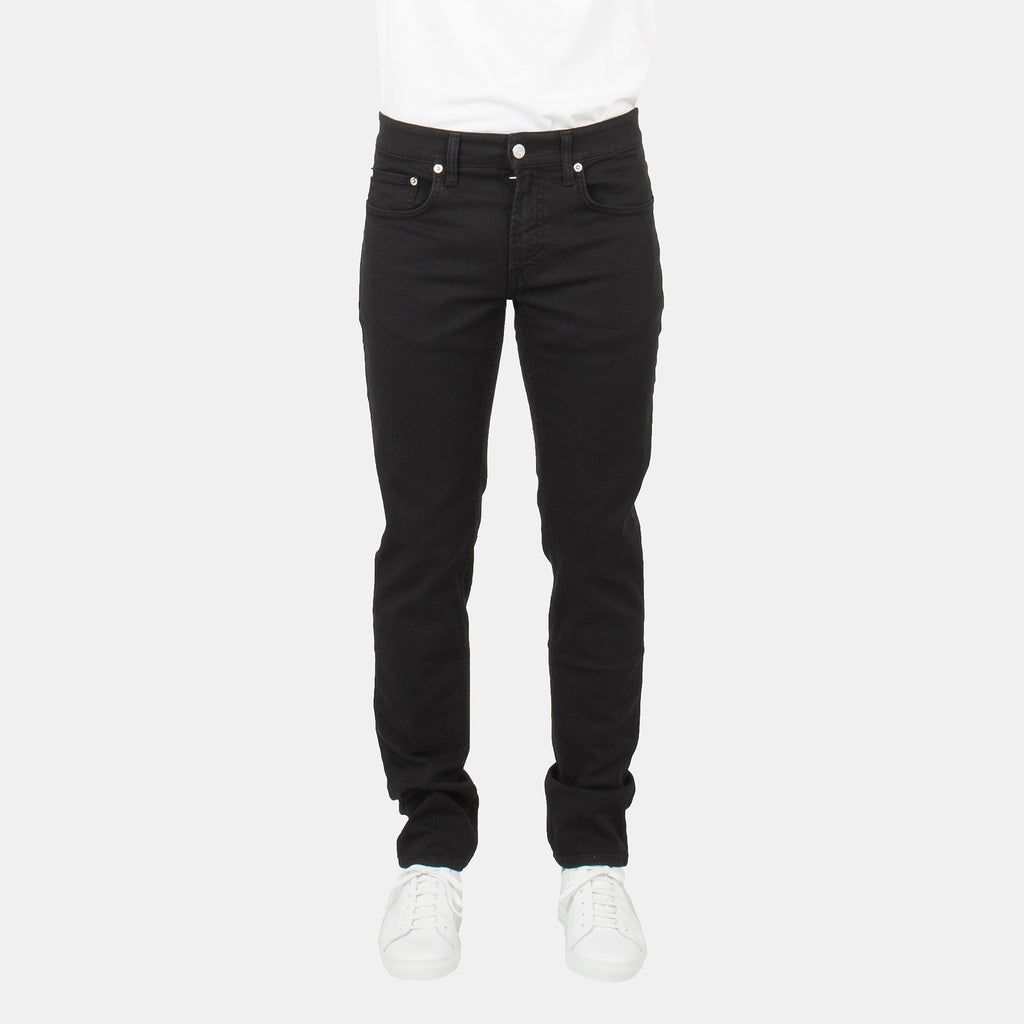 Bull Denim Color 'Skeith' - Nero