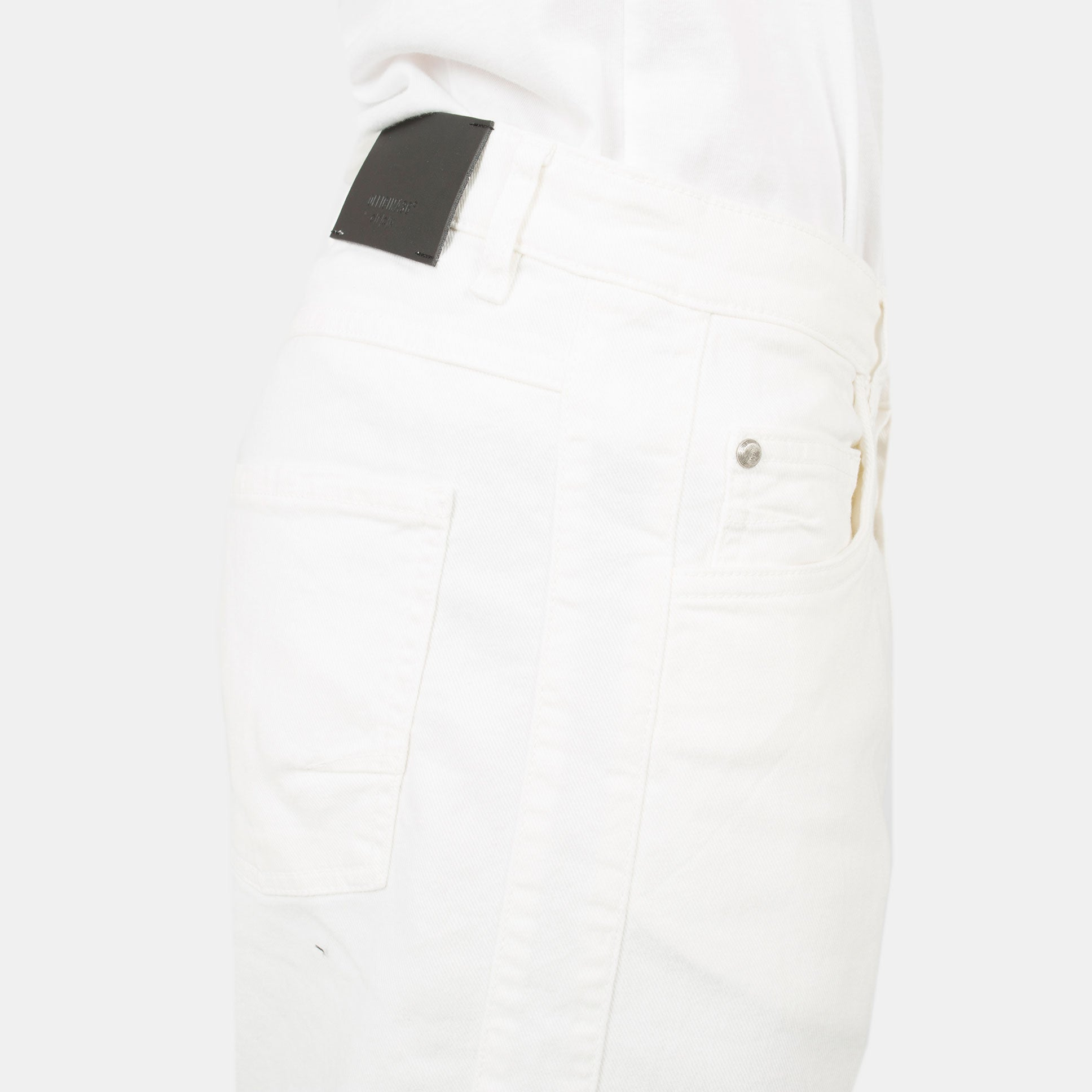 Denim color 'MONTECRISTO' - Bianco
