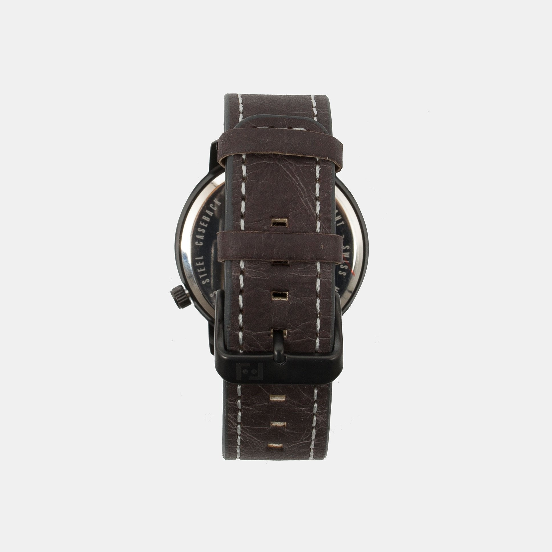 Orologio Muschio - Black