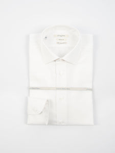 Camicia 'Journey Shirt' Twill - Bianco