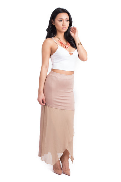 Ellie Maxi Skirt