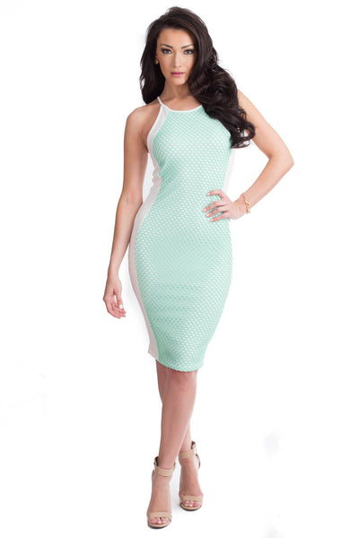 Jane Body Con Dress