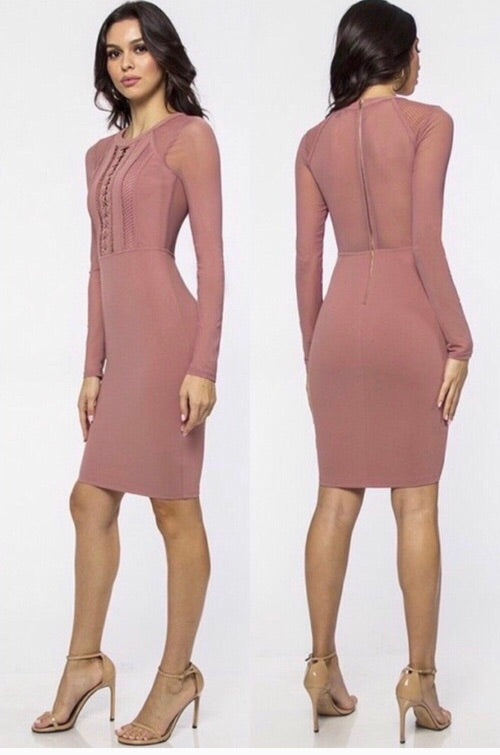 Theresa Body Con Dress