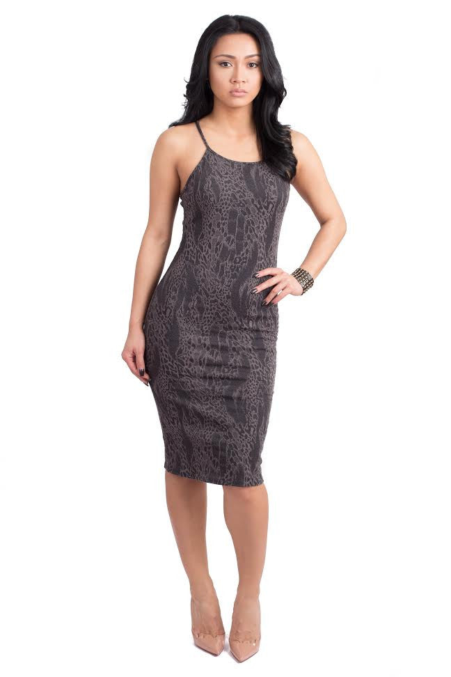Zoe Bodycon Dress