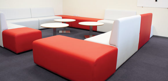 Breakout and Reception Soft Seating