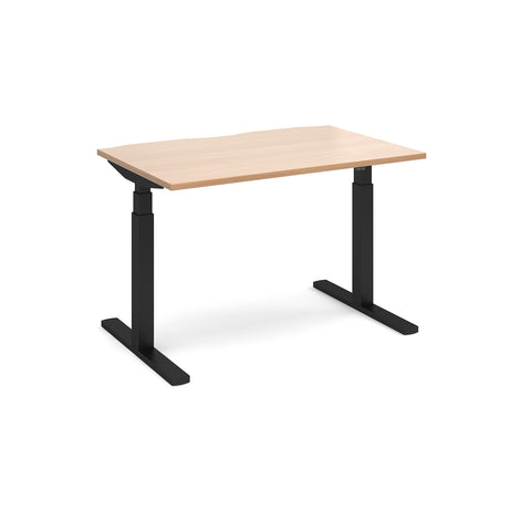 Sit-Stand Straight Desk 1200x800