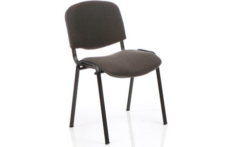 24no Upholstered Stacking Visitor Chair