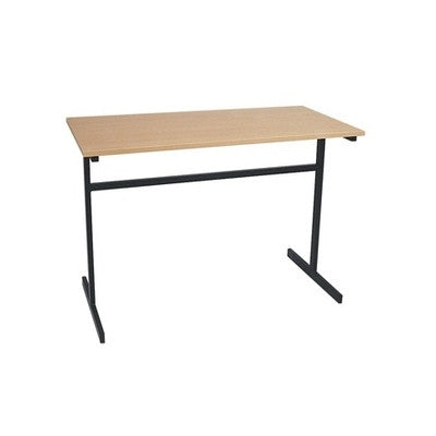 Double Cantilever Frame Desk