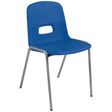 T1 One Piece Chair on Metal Frame
