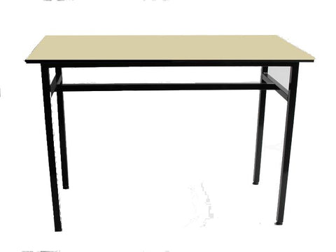 Science Table with Trespa Top and Metal Frame