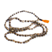Natural Rough Tulsi 108 Japa Mala