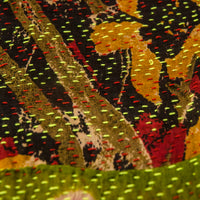 Cotton Kantha Border for Gopi Skirt