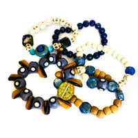 Festival Bracelets set of five IndiOdyssey