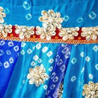 Gopi Skirt Recycled Sari