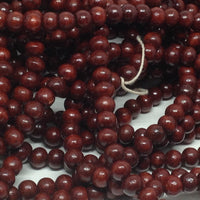 8mm Rosewood (5 strands)