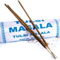 Hand Rolled Incense Sticks Tulsi Masals