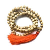 Tulsi Mala 108+1 Hand-knotted Japa by IndiOdyssey