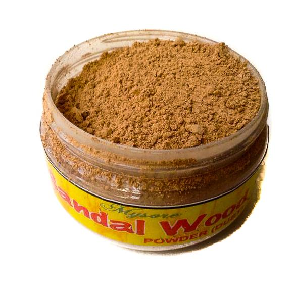 Pure Sandalwood Powder Dust