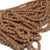 5mm Natural Rudraksha Beads (10 strands)