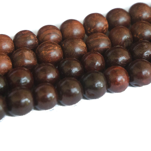 8mm Natural Rosewood
