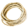 8mm Premium Round Tulsi Beads (5 strands)