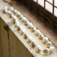 Tulsi and Pearls Choker Necklace