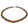 Radha Tulsi Choker Necklace Ghee Stained