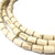 Natural Rough Tulsi Necklace 3-Wrap