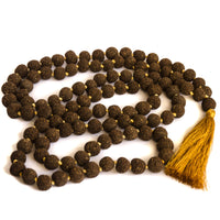 Very Special Tulsi Seed Mala 108