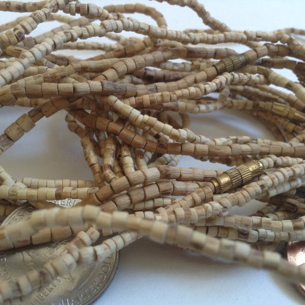 Natural Rough Tulsi Necklace