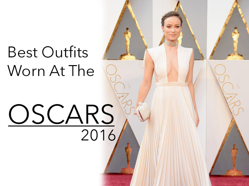 Best Outfits Worn At The Oscars 2016
