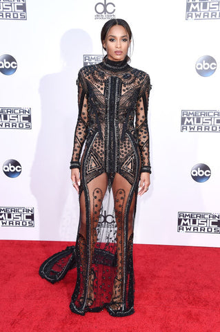 Ciara's Outfit On The Red Carpet