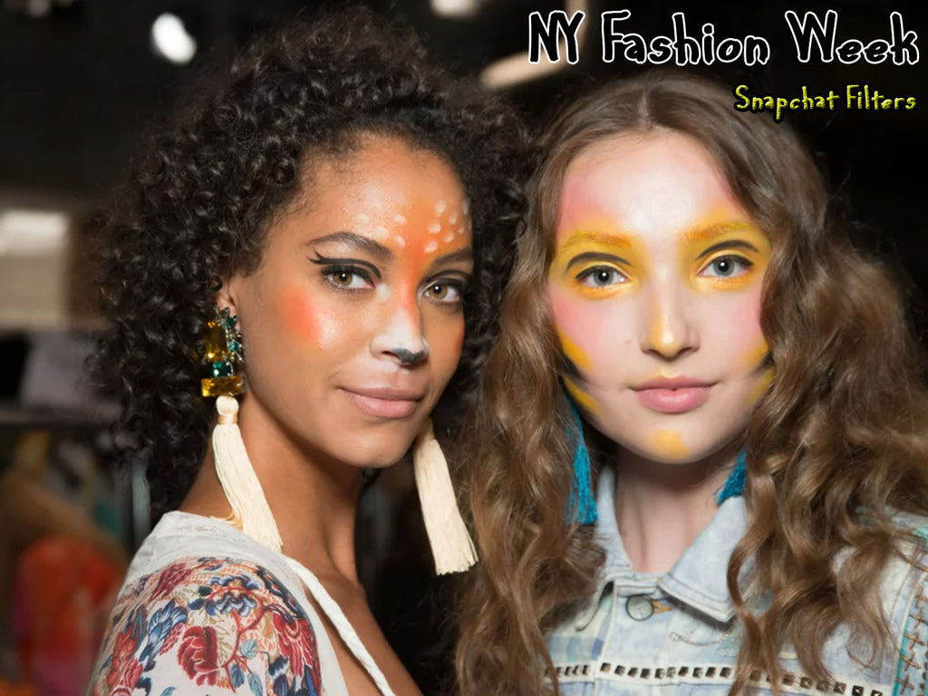 NY Fashion Week Snapchat Filters