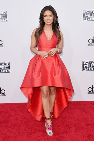 Rocsi Diaz' Outfit On The Red Carpet