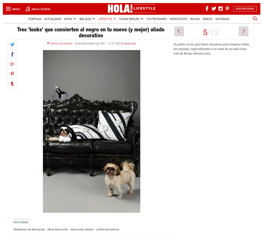 Bivain on hola.com