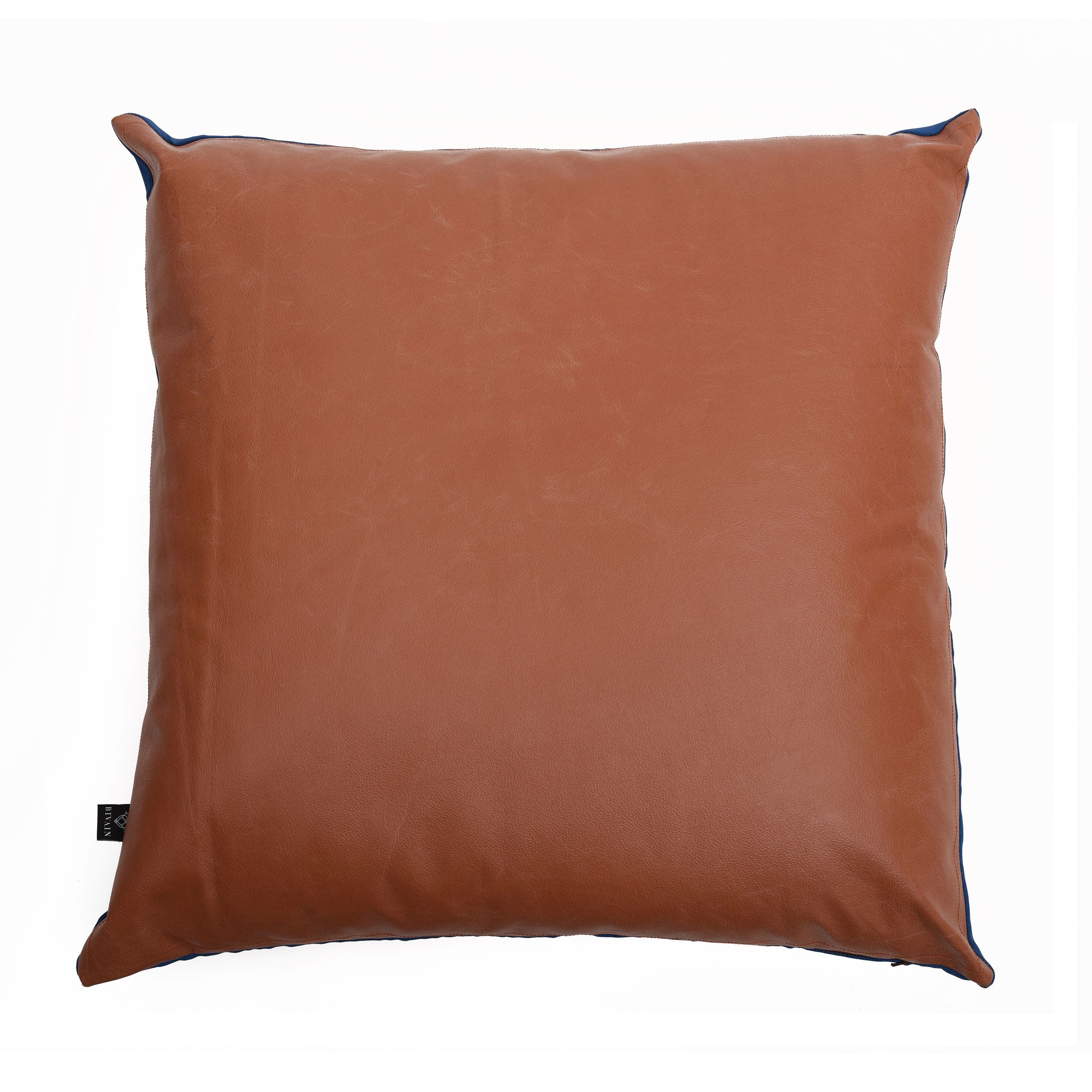 Saddle Silk Cushion Pink Extra Large