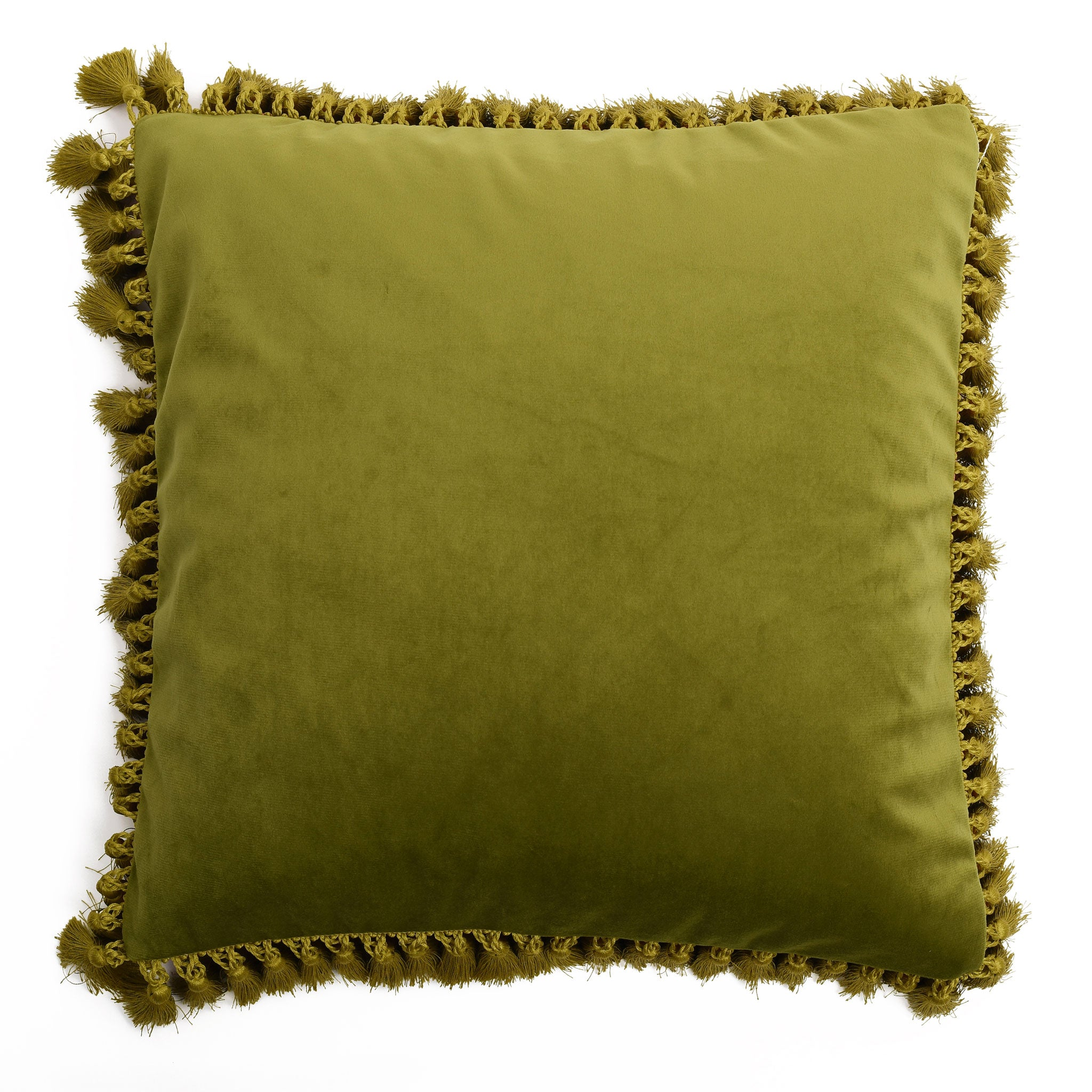 Hedon Large Silk Cushion