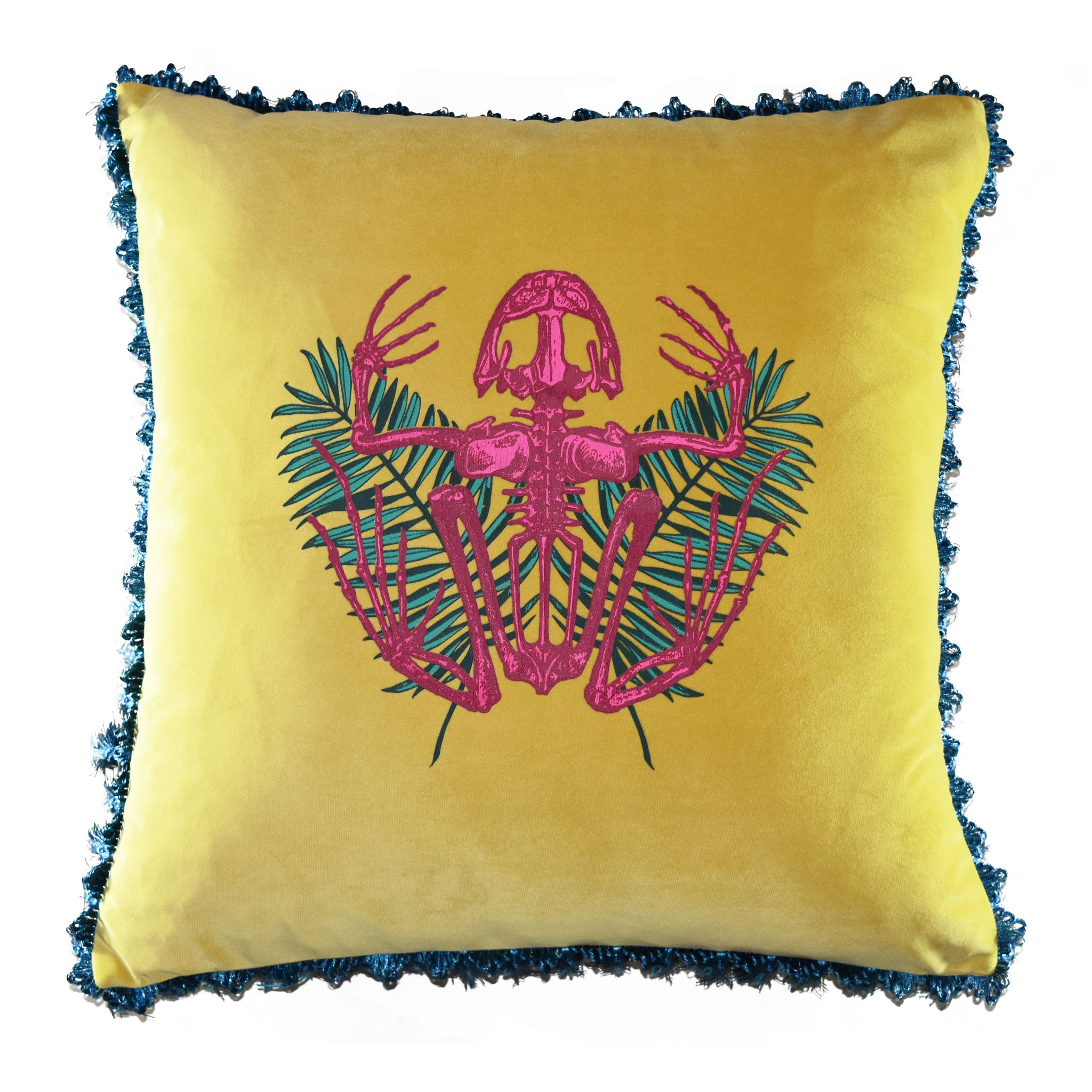 Rana Velvet Cushion