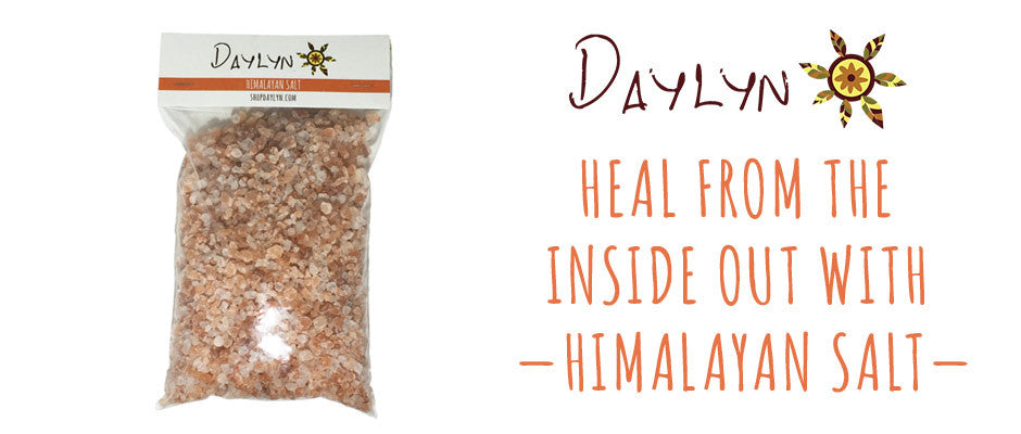 Heal From the Inside Out with Himalayan Salt