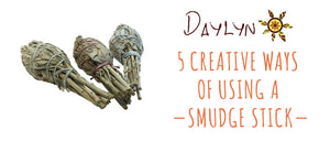 5 Creative Ways of Using a Smudge Stick