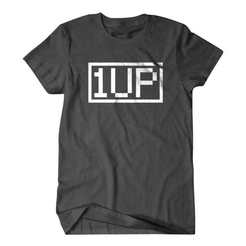 1 up T-shirt-Daylyn