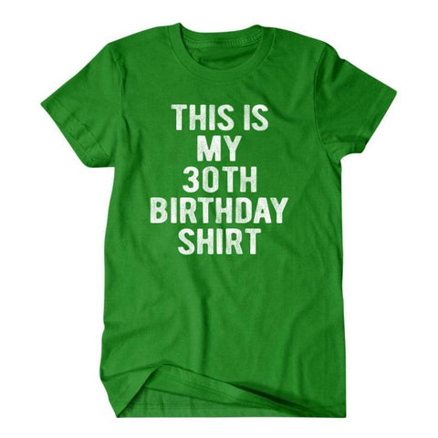 30th birthday T-shirt-Daylyn