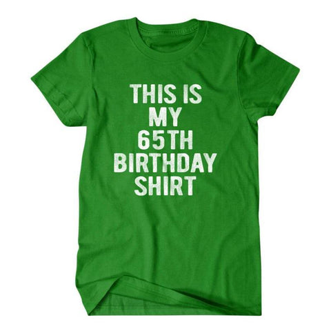 65th birthday T-shirt-Daylyn