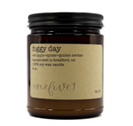 foggy day soy candle 8 oz