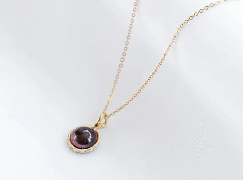 Garnet: January Birthstone