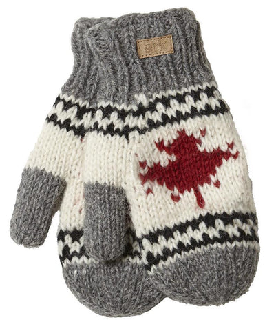 AAA Canadian Mittens