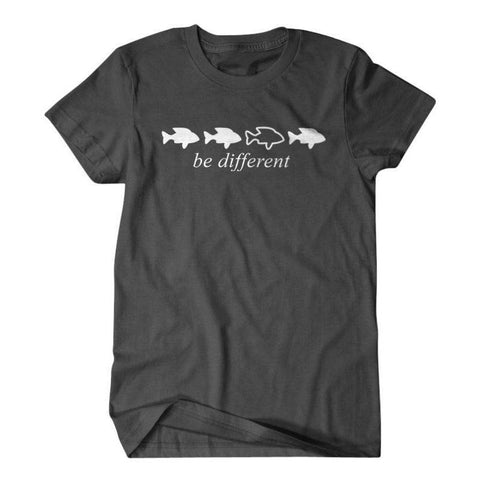 Be different, funny shirts, gift for him, and her, hilarious tees-Daylyn